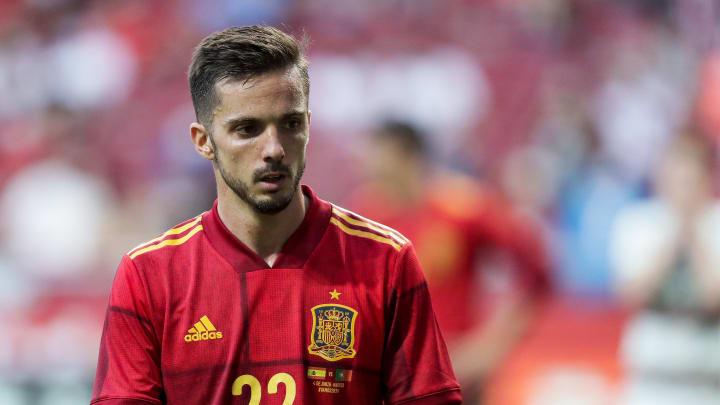 L'international espagnol, Pablo Sarabia