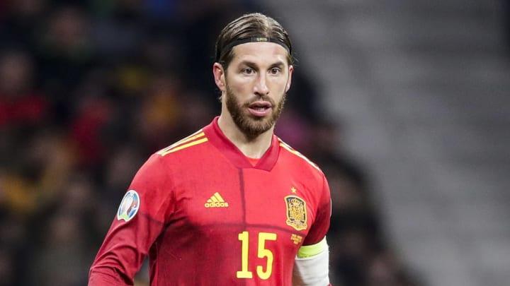 Ramos não está na lista de convocados de Luis Enrique