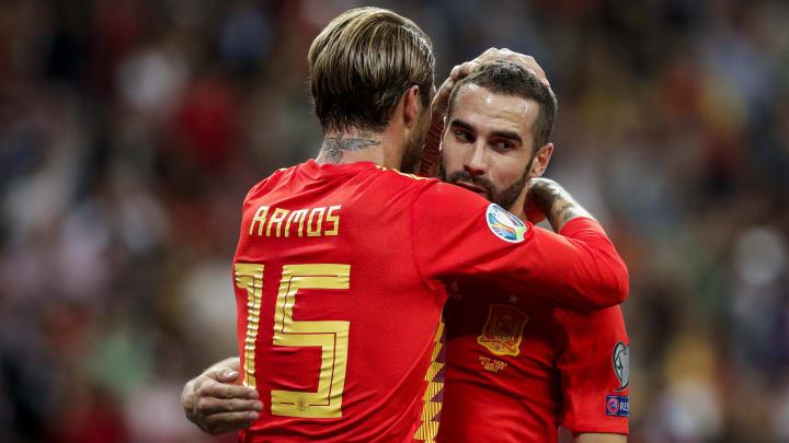 Sergio Ramos, Van Dijk e outras feras: veja um esquadrão de elite com os melhores jogadores que não foram chamados para a Eurocopa de 2021.