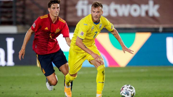 Andriy Yarmolenko, Pau Torres