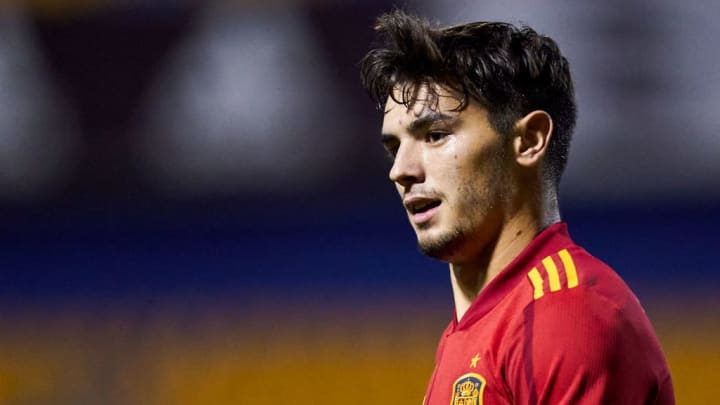 Brahim Diaz Espanha Eurocopa