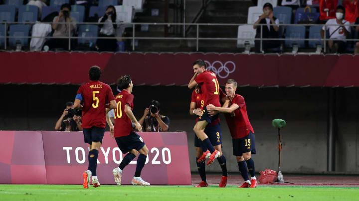 España venció en la prórroga a Costa de Marfil