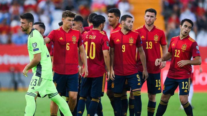 Spain v Georgia - 2022 FIFA World Cup Qualifier