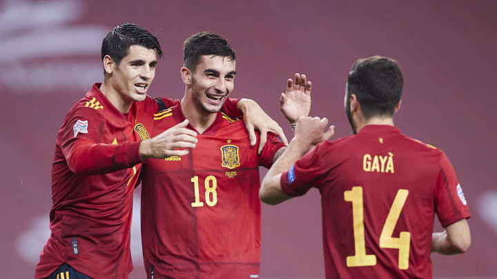 A new-look Spain