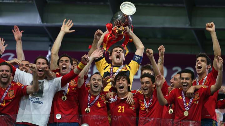 Remembering Euro 2012: A Spanish Masterclass
