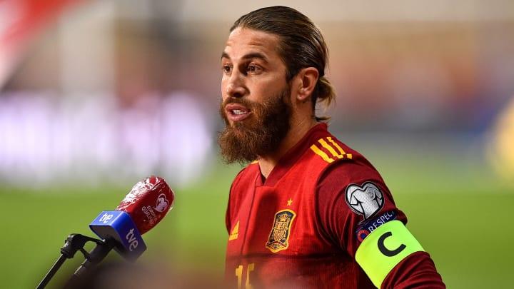 Schoss mit seinem Banner in Barcelona ein klassisches Eigentor: Sergio Ramos