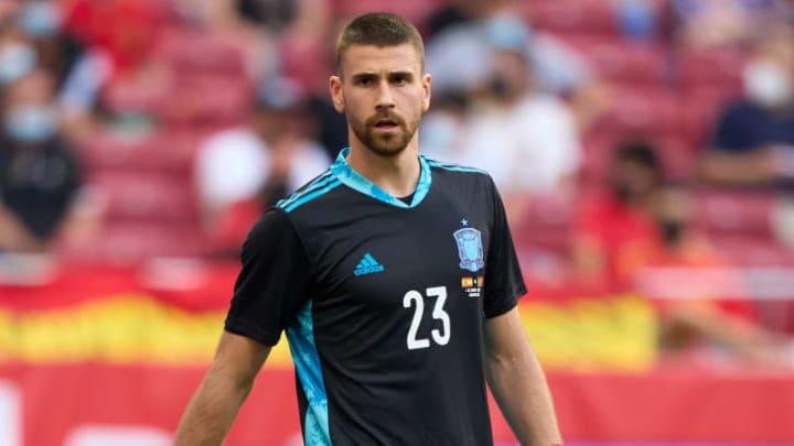 Unai Simon De Gea Espanha Eurocopa
