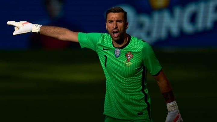 Rui Patricio Roma Wolverhampton Portugal Eurocopa