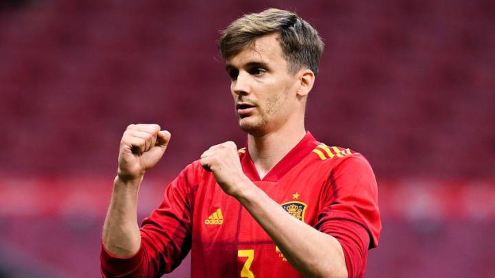 Diego Llorente Covid-19 Seleção Espanhola Eurocopa