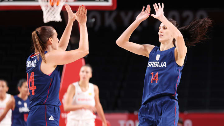 South Korea vs Serbia Prediction, Odds, Betting Lines & Spread for Olympic Women's Basketball Game on FanDuel