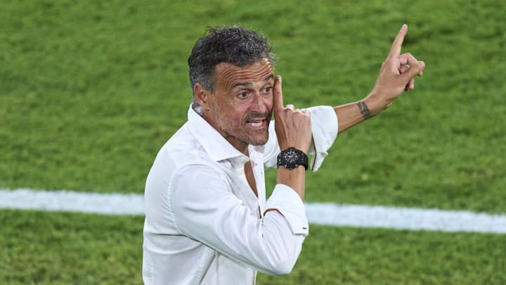 Luis Enrique is still looking for a first win at Euro 2020