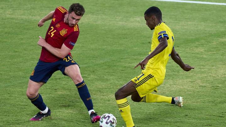 Aymeric Laporte có những chia sẻ về lý do chọn đội tuyển Tây Ban Nha