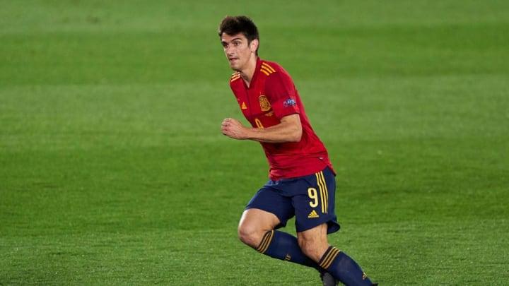 Gerard Moreno trifft in der Liga ordentlich, ist aber weit entfernt von Werten eines Villas oder Fernando Torres