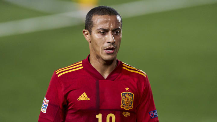 4 Ways Liverpool Could Line Up With Thiago Alcántara