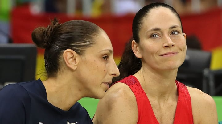 Diana Taurasi and Sue Bird are still doing the damn thing
