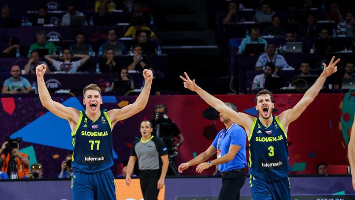 Spain vs Slovenia: FIBA Eurobasket 2017