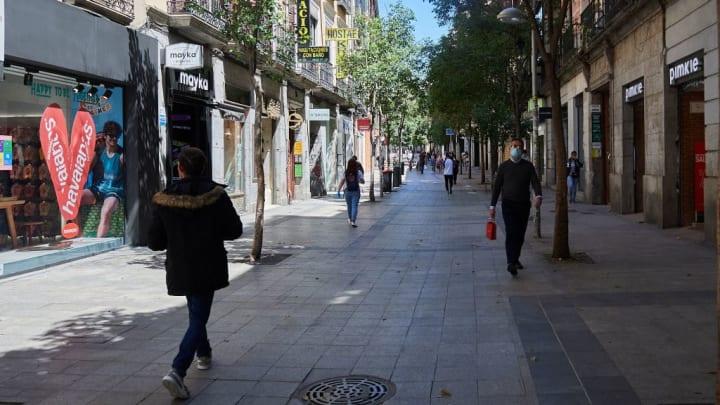 Spain's Approach To Easing Lockdown Varies By Region