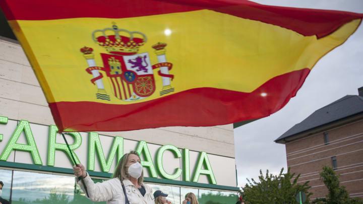 İspanya bayrağı
