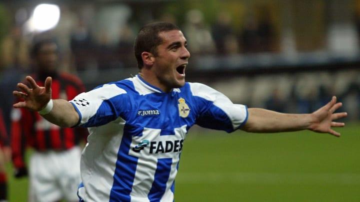 Pandiano adelantó al Deportivo en Milán
