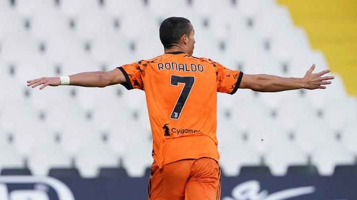 13++ Juventus Ronaldo