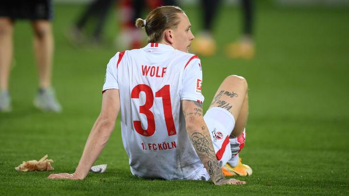 Spielt der 1. FC Köln so weiter wie bisher, könnte die Saison im Abstieg münden