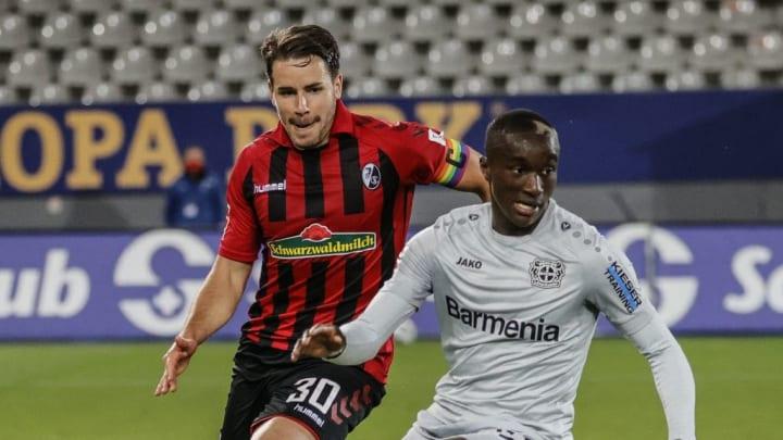 Christian Guenter, Moussa Diaby