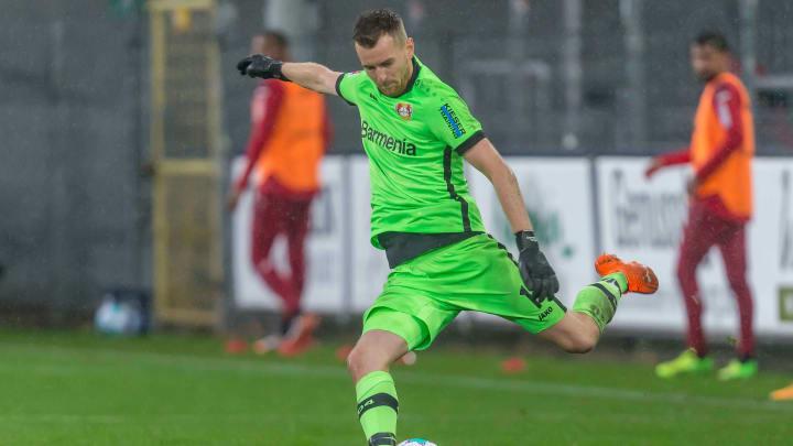 Lukas Hradecky wird in jedem Bundesliga-Saisonrückblick seinen Platz finden