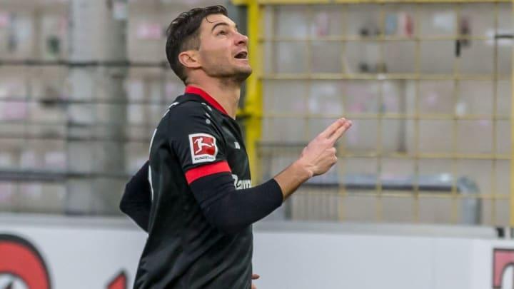 Lucas Alario nutzt seine Chance - und übt großen Druck auf Patrik Schick aus