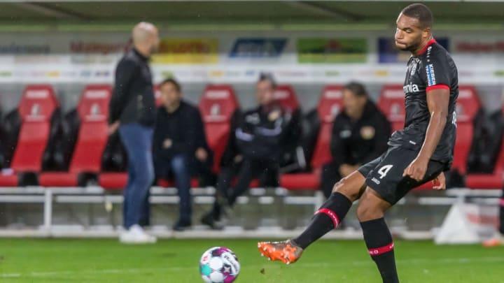 Bankwärmer statt Stammspieler: Jonathan Tah erlebt sein erstes Tief in Leverkusen
