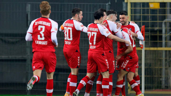 Freiburg ist für jede Mannschaft ein unangenehmer Gegner