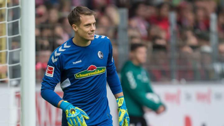 Alexander Schwolow soll die neue Nummer eins auf Schalke werden
