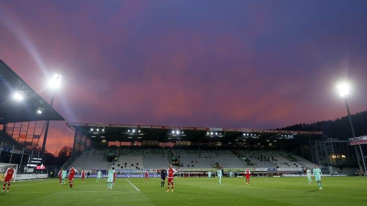 Das Schwarzwald-Stadion.