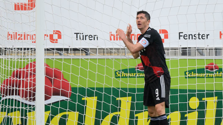 Bis zum Ende FC Bayern oder noch mal ein neuer Klub, Lewy?