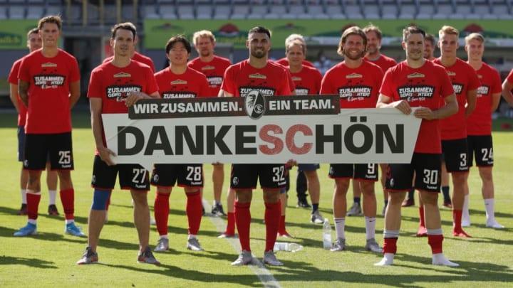 Sport-Club Freiburg v FC Schalke 04 - Bundesliga
