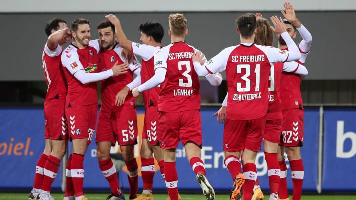 Besinnliche Weihnachten für den SC Freiburg