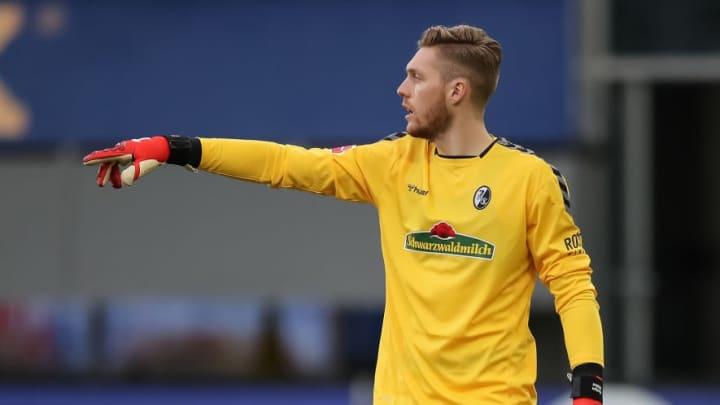 Florian Müller ist Stammtorhüter beim SC