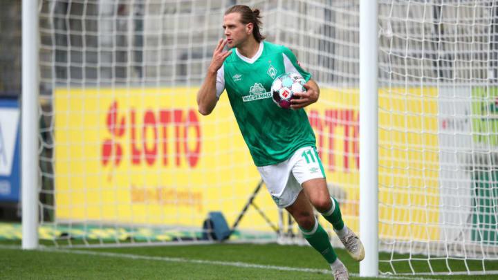 Trotz Verletzungspause ist Füllkrug Werders Torjäger