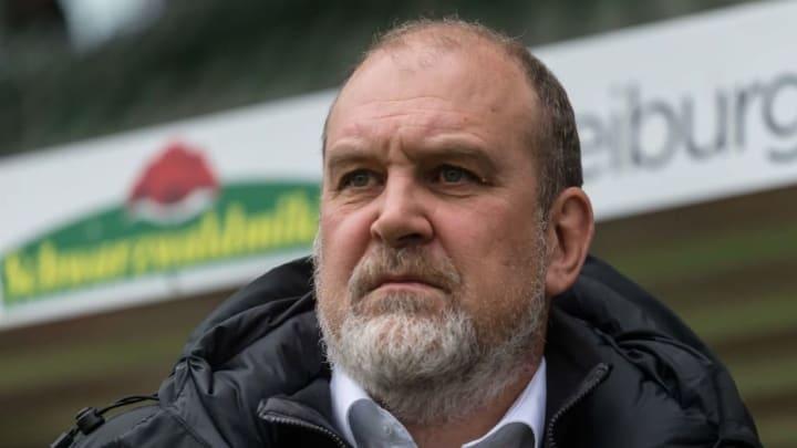 Jörg Schmadtke gefiel die öffentliche Kritik seitens Oliver Glasner überhaupt nicht