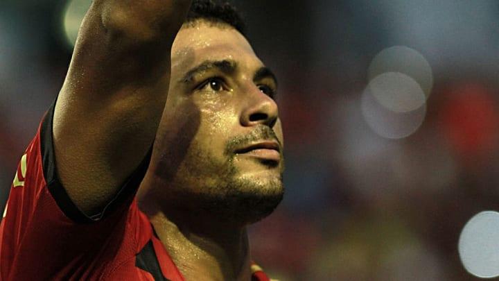 Flamengo Fluminense Diego Souza