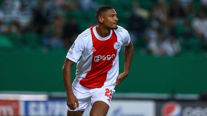 Sebastien Haller Champions League