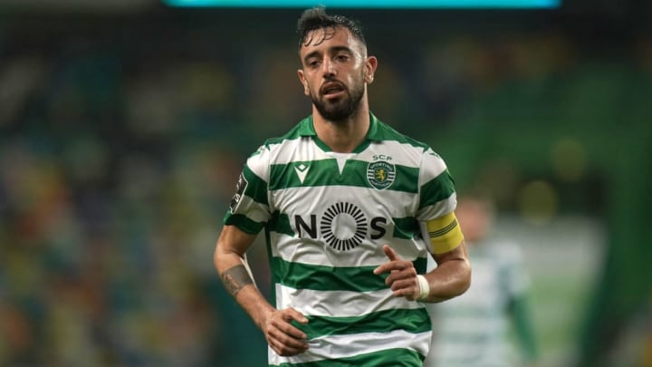 Bruno Fernandes' move away from Sporting CP was a long-running transfer saga
