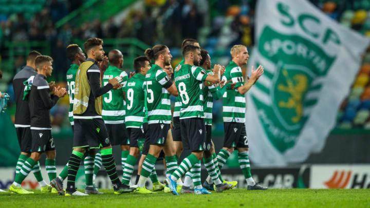 Sporting CP v Rosenborg BK: Group D - UEFA Europa League
