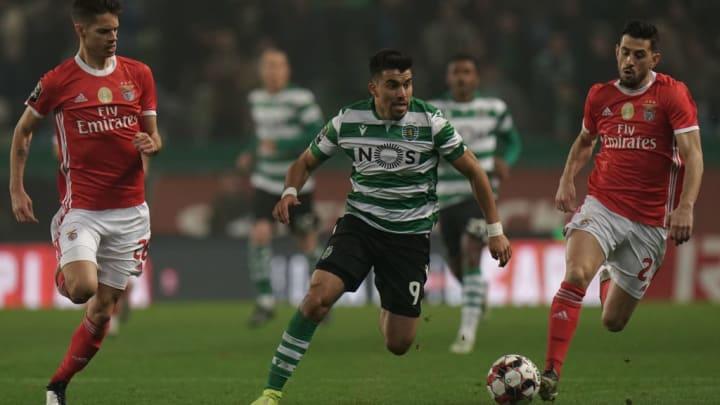 Le derby de Lisbonne est l'un des rendez-vous importants de la Liga NOS.