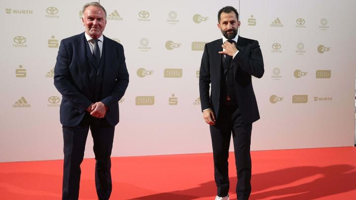 Rummenigge hat zuletzt mit Salihamidzic zusammen gearbeitet