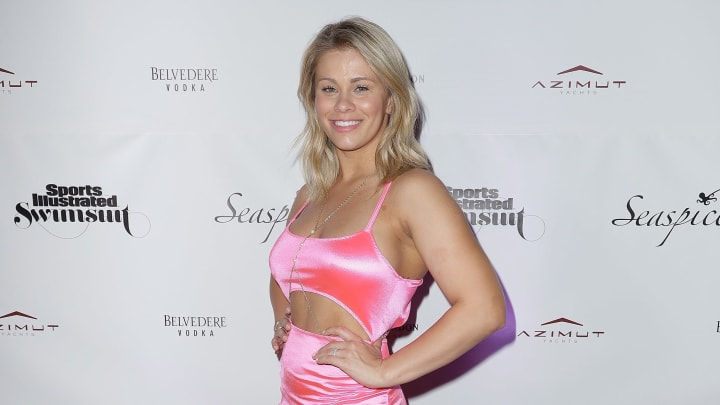 Paige VanZant at Sports Illustrated Swimsuit Celebrates 2019 Issue Launch At SeaSpice