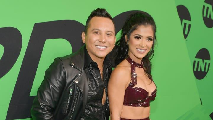 Kimberly Flores y Edwin Luna forman uno de los matrimonios más sólidos de México