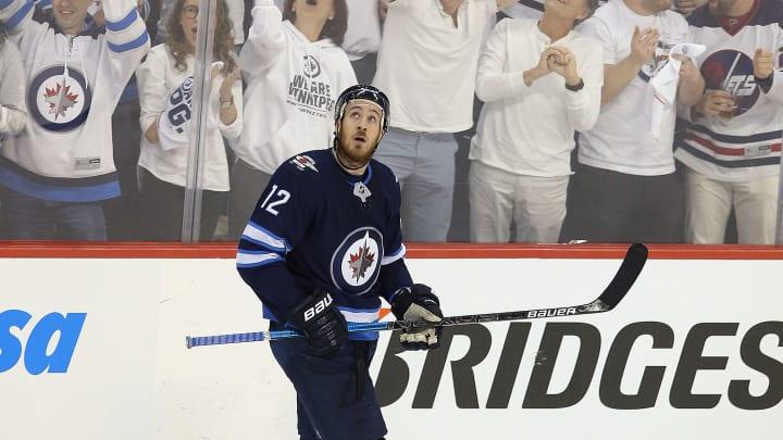 St Louis Blues v Winnipeg Jets - Game Five