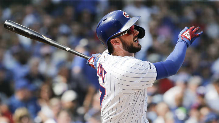 Could Cubs third baseman Kris Bryant be on the move soon? Don't count out the Atlanta Braves.