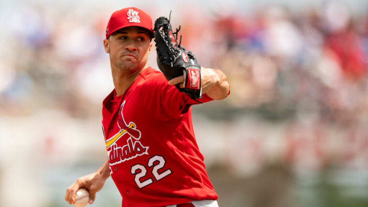 Jack Flaherty is the ace of the Cardinals in 2020.