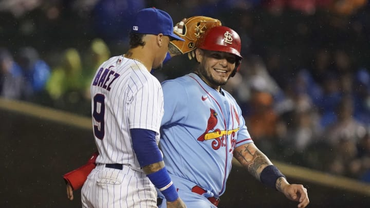 The Cubs and Cardinals face off on Thursday night.